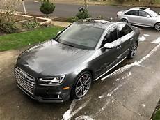 for sale fs 2018 audi s4 prestige 8k miles daytona gray