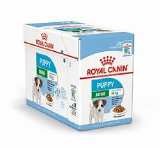 royal canin mini puppy nassfutter