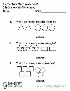 basic algebra worksheets for grade 6 8332 sixth grade ratios worksheet 6th grade worksheets printable math worksheets free printable