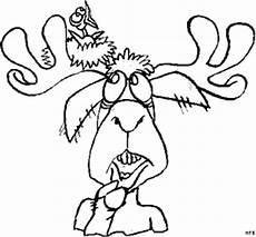 Malvorlagen Elch Weihnachten Elch Mit Vogel Ausmalbild Malvorlage Comics