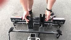twinny load fahrradtr 228 ger montieren metall technik