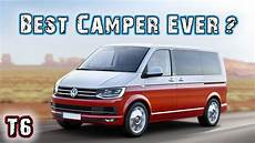 Vw T6 2017 California Vw Cervan Overview