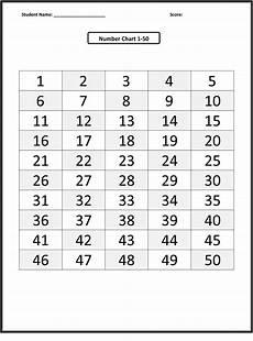 addition worksheets k5 8932 50 number chart simple k5 worksheet number chart printable numbers grade math worksheets