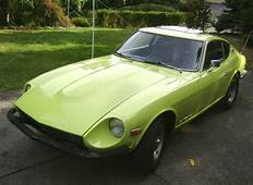 1973 Datsun 240Z For Sale 1955046  Hemmings Motor News