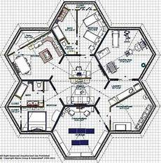 small hexagon house plans hexagon rooms in 2019 hexagon house underground bunker