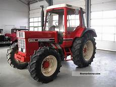 ihc 856 xl wheel tires 80 cab 1983 agricultural tractor