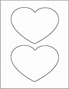 6 Inch Printable Template Large Cutout
