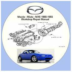 free online auto service manuals 1993 mazda mx 3 security system mazda mx 5 car service repair manuals for sale ebay