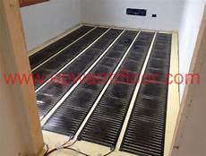 pavimento elettrico aerazione forzata riscaldamento elettrico