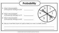 worksheets on probability for grade 3 5868 ms sullivan s grade 3 4 class tips of the week june 1 4