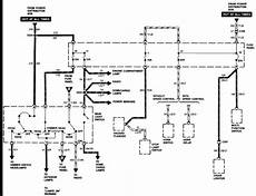 Wiring Diagram For 1989 Ford Ranger by 1989 Ford Ranger Parked The Horn Fuel Clutch