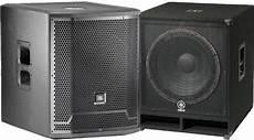 pa powered subwoofers the best pa subwoofers powered passive 2018 gearank