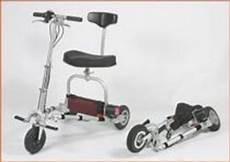 Elektro Scooter Mit Sitz Dreirad - faltbarer elektro rollstuhl 2017 dreirad f 252 r erwachsene