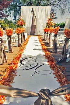 Wedding Ideas For Fall On A Budget
