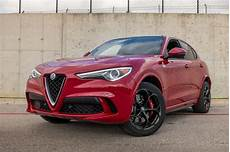 first 2018 alfa romeo stelvio quadrifoglio is the suv for racetracks news cars com