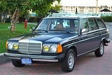 1984 mercedes 300td wagon bring a trailer