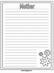 free coloring pages lined paper 17689 s day writing paper coloring page writing paper paper 2nd grade writing