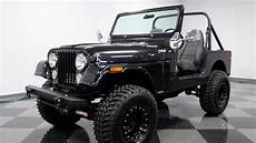 1979 jeep cj7 sold streetside classics youtube