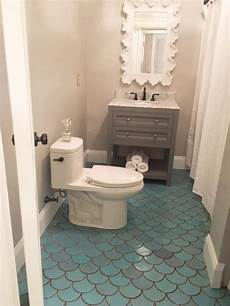 small bathroom flooring ideas 3 small bathroom ideas using moroccan fish scales mercury mosaics