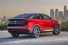 Model X Rivaling Volkswagen Id Lounge Electric Suv Concept