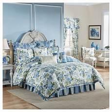 floral engagement comforter queen multicolor 3 piece waverly 174 target