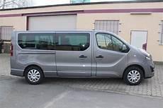 Opel Vivaro 9 Sitzer Berger Reisemobile