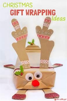 Geschenke Verpacken Weihnachten - chucky s place 16 unique diy gift wrapping ideas
