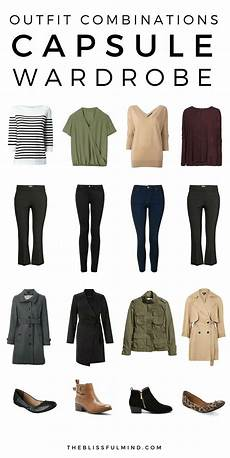 capsule wardrobe comments by ravenously red