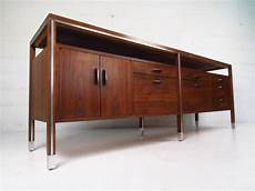 credenza office mid century modern office credenza by directional at 1stdibs