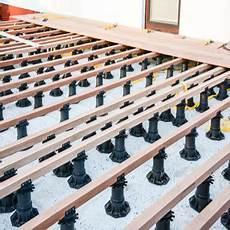 Holzterrasse Unterkonstruktion Selber Bauen Diy Abc