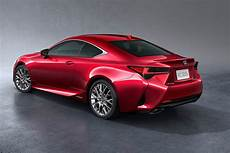 lexus rc sports coupe updated for 2019 motoring research
