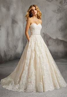 lisa wedding dress style 8273 morilee