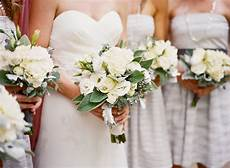 All Wedding Flowers all white wedding flowers bouquets left brain graphics