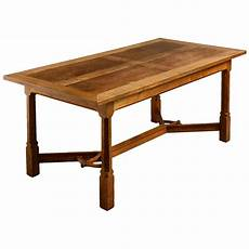 arts and crafts dining table at 1stdibs