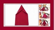 servietten falten weihnachtsbaum tannenbaum