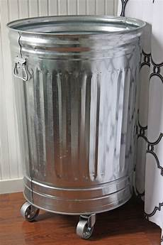 Industrial Kitchen Garbage Cans by Pneumatic Addict 50 Diy Industrial Decor Ideas