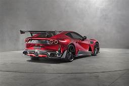 Mansory Ferrari 812 Superfast  Carbon Bullet With 830 PS