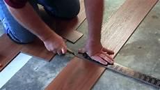 Klick Pvc Boden - hanflor how to install the click pvc floor