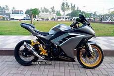 Modifikasi Kawasaki 250 by 50 Foto Gambar Modifikasi 250 4 Tak Kontes