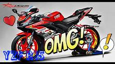 Yamaha R15 V3 Modifikasi by Modifikasi All New R15 V3 2017 Semakin Keren Broo