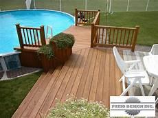 Patio Avec Piscine Hors Terre In 2019 Pool Porch Pool
