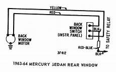 1963 comet wiring diagram mercury sedan 1963 1964 rear window wiring diagram all about wiring diagrams