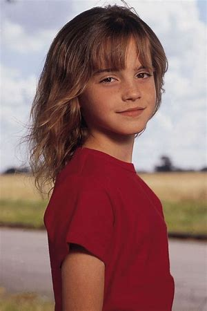 Image result for emma watson young