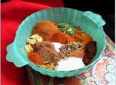 ras el hanout spice mix image