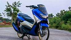 Yamaha Nmax Modifikasi by Modifikasi Yamaha Nmax Thailook Style
