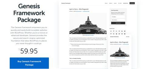 genesis v2 3 1 wordpress framework