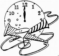 Malvorlagen Uhr Hochzeit Silvester Ausmalbild Malvorlage Gemischt