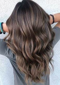 15 best brown balayage hair colors with ashy tones in 2019