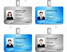 32 id card templates word psd ai pages free