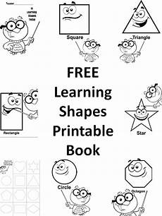 learn colors worksheets free 12775 free learning shapes printable book